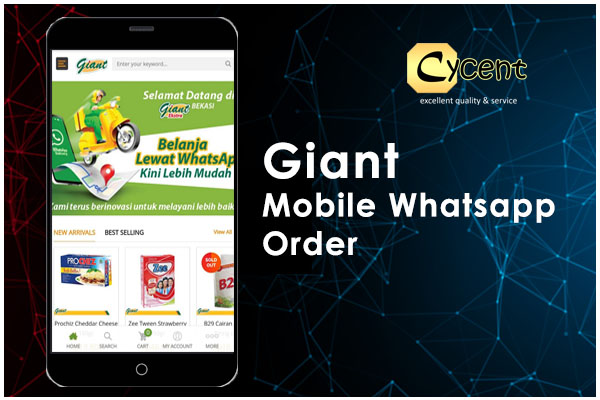 Cycent-Giant-Mobile-WhatsApp-order